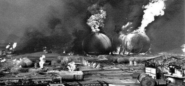 Thảm họa San Juanico: Vụ nổ khí hóa lỏng lớn nhất lịch sử nhân loại nhấn chìm một phần Mexico vào biển lửa, khiến 500.000 người phải sơ tán khẩn cấp