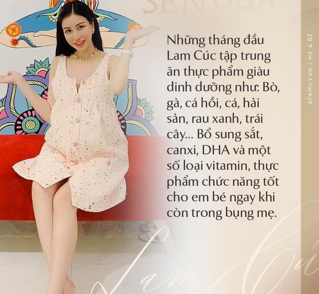 """Hoa hậu Lam Cúc sinh 3 con vẫn đẹp như gái đôi mươi nhờ lúc bầu bí ăn theo chế độ """"vào con không vào mẹ"""" - Ảnh 3."""