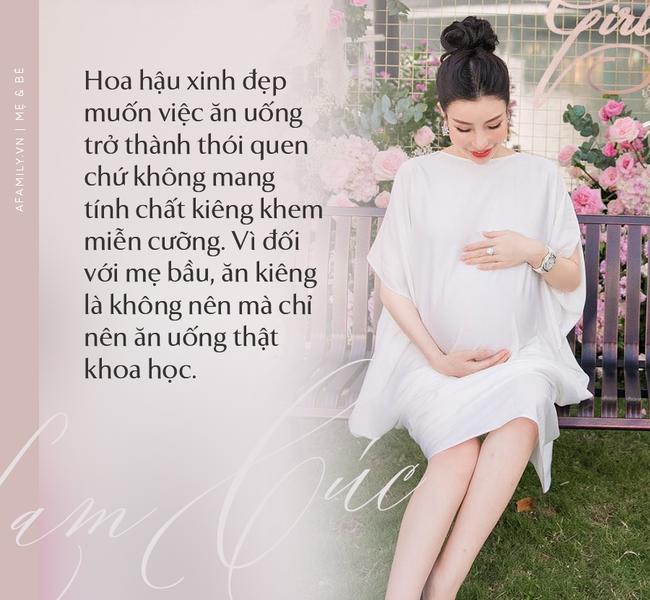 """Hoa hậu Lam Cúc sinh 3 con vẫn đẹp như gái đôi mươi nhờ lúc bầu bí ăn theo chế độ """"vào con không vào mẹ"""" - Ảnh 5."""