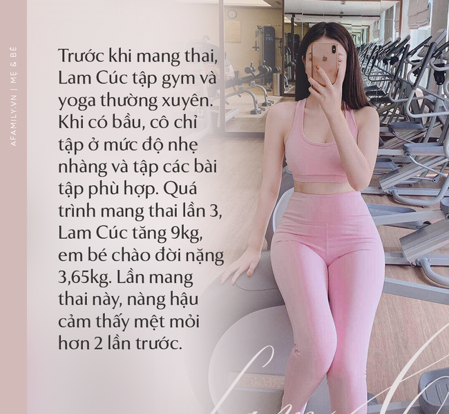 """Hoa hậu Lam Cúc sinh 3 con vẫn đẹp như gái đôi mươi nhờ lúc bầu bí ăn theo chế độ """"vào con không vào mẹ"""" - Ảnh 7."""