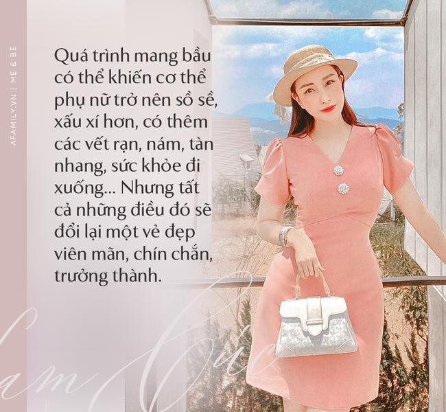 """Hoa hậu Lam Cúc sinh 3 con vẫn đẹp như gái đôi mươi nhờ lúc bầu bí ăn theo chế độ """"vào con không vào mẹ"""" - Ảnh 13."""