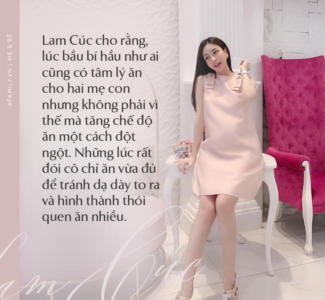 """Hoa hậu Lam Cúc sinh 3 con vẫn đẹp như gái đôi mươi nhờ lúc bầu bí ăn theo chế độ """"vào con không vào mẹ"""" - Ảnh 2."""