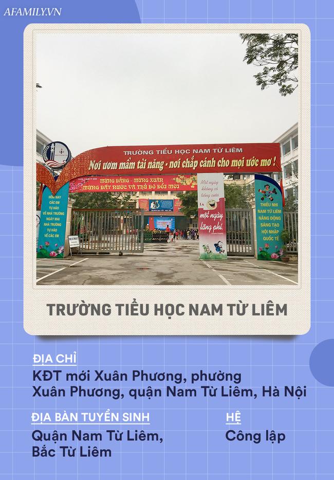 Danh sách 25 trường tiểu học ở quận Nam Từ Liêm: Hàng loạt các trường có tiếng tăm, tha hồ cho cha mẹ chọn lựa - Ảnh 1.