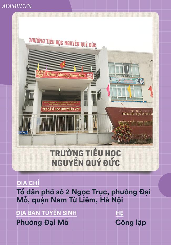Danh sách 25 trường tiểu học ở quận Nam Từ Liêm: Hàng loạt các trường có tiếng tăm, tha hồ cho cha mẹ chọn lựa - Ảnh 10.
