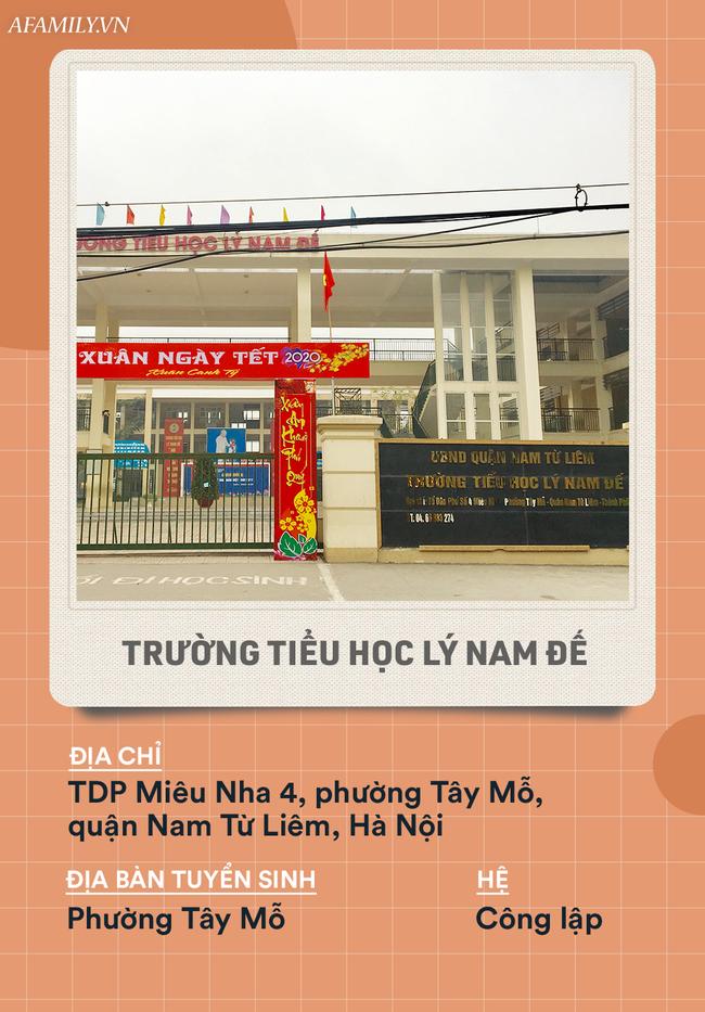 Danh sách 25 trường tiểu học ở quận Nam Từ Liêm: Hàng loạt các trường có tiếng tăm, tha hồ cho cha mẹ chọn lựa - Ảnh 12.