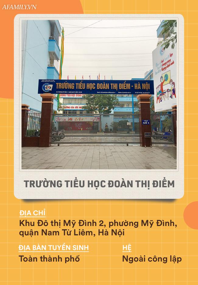 Danh sách 25 trường tiểu học ở quận Nam Từ Liêm: Hàng loạt các trường có tiếng tăm, tha hồ cho cha mẹ chọn lựa - Ảnh 14.