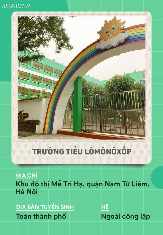 Danh sách 25 trường tiểu học ở quận Nam Từ Liêm: Hàng loạt các trường có tiếng tăm, tha hồ cho cha mẹ chọn lựa - Ảnh 19.