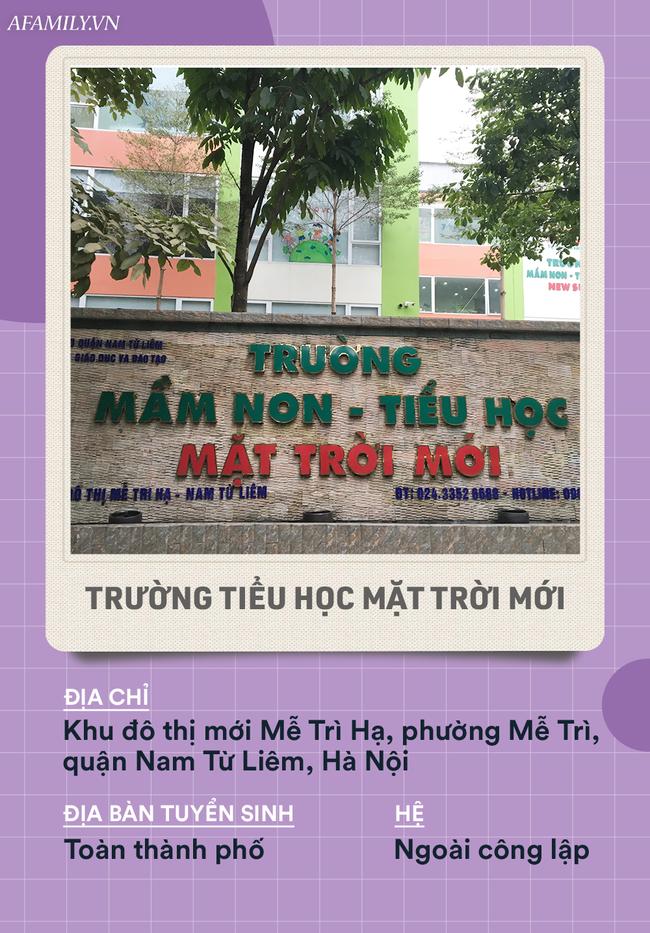 Danh sách 25 trường tiểu học ở quận Nam Từ Liêm: Hàng loạt các trường có tiếng tăm, tha hồ cho cha mẹ chọn lựa - Ảnh 22.