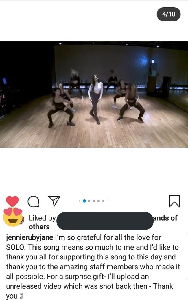 """Jennie (BLACKPINK) khoe thành tích MV riêng đạt nửa tỷ lượt xem, netizen liền """"ném đá"""" vì cho rằng ích kỷ - Ảnh 1."""