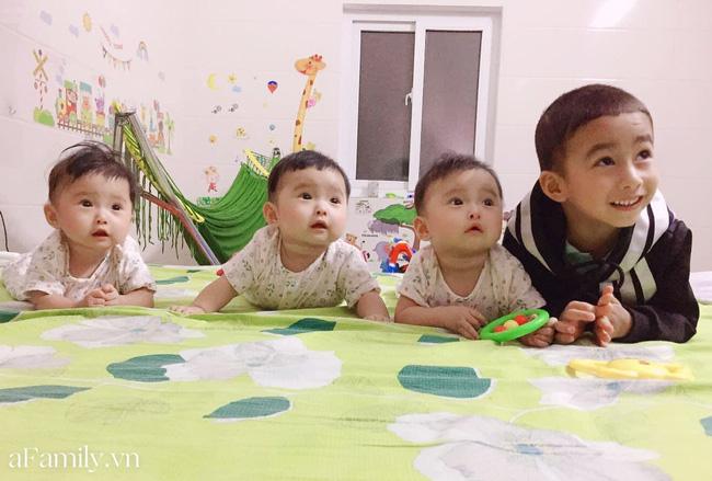 Hành trình đặt cược số phận để giữ 3 con sinh ba của cặp vợ chồng Hà Tĩnh, ly kỳ đến tận ngày đi đẻ - Ảnh 5.