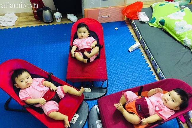 Hành trình đặt cược số phận để giữ 3 con sinh ba của cặp vợ chồng Hà Tĩnh, ly kỳ đến tận ngày đi đẻ - Ảnh 2.