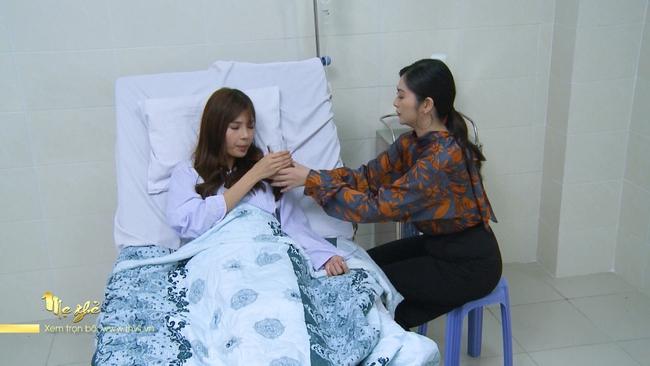 """""""Mẹ ghẻ"""": Thúy Diễm bị đầu độc hư thai, vừa tỉnh đã bị sốc vì chị dâu ký đơn ly dị  - Ảnh 5."""