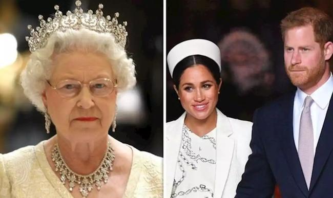 Phản ứng của Nữ hoàng Anh cùng gia đình hoàng gia sau lời trách móc, than khổ của Meghan Markle - Ảnh 1.