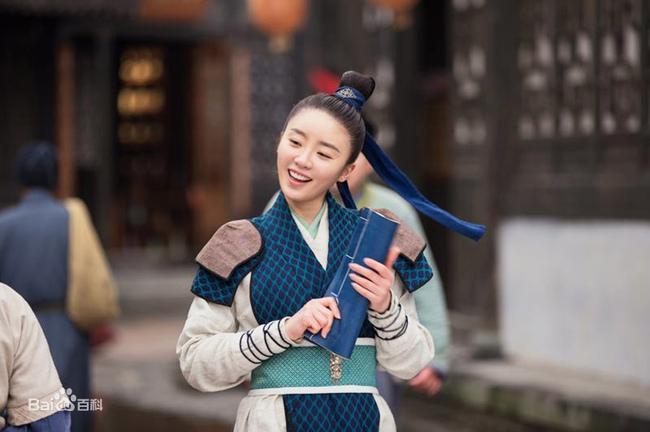 Một số vai diễn của Trương Nguyệt trên màn ảnh.