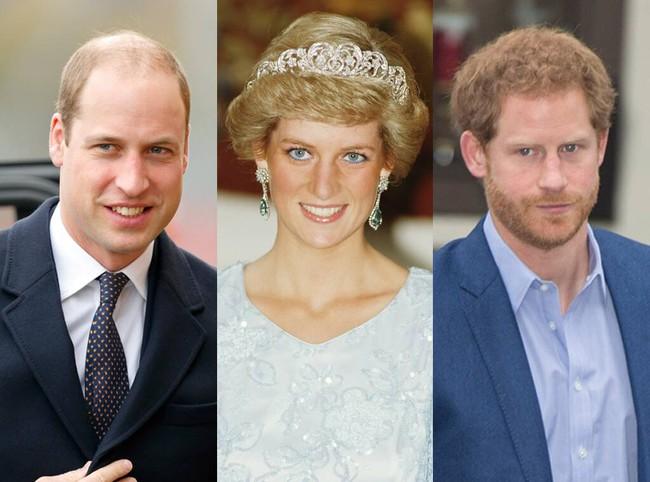 Cùng tưởng nhớ đến Công nương Diana, vợ chồng Hoàng tử William được khen ngợi là tinh tế trong khi nhà Meghan xấu hổ không dám nhìn ai - Ảnh 5.