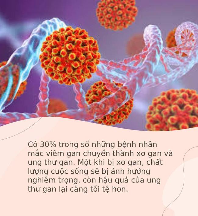Người đàn ông 60 tuổi mắc viêm gan B hơn 30 năm vẫn khoẻ mạnh nhờ 3 lý do này - Ảnh 1.