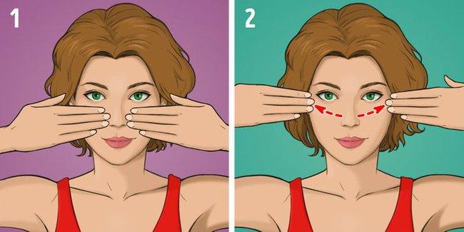 """Được coi là phương pháp massage """"làm cho khuôn mặt trẻ hơn 10 tuổi"""" mà không tốn kém, chị em tiếc gì 5 phút mỗi ngày mà không thực hiện ngay - Ảnh 8."""