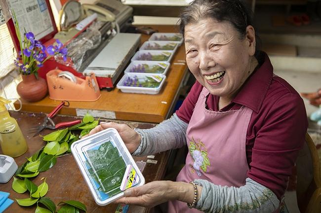 """Kỳ lạ nghề hái lá cây giúp """"hội chị em cao tuổi"""" Nhật Bản thu nhập hơn... 50 tỷ đồng/năm - Ảnh 3."""