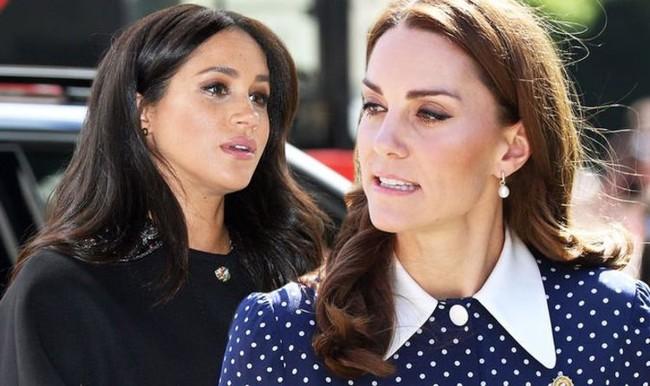 """Mối thù hoàng gia: Meghan Markle làm náo loạn cung điện, gây hấn với nhân viên của Công nương Kate vì mình chỉ là """"số 2"""" - Ảnh 2."""