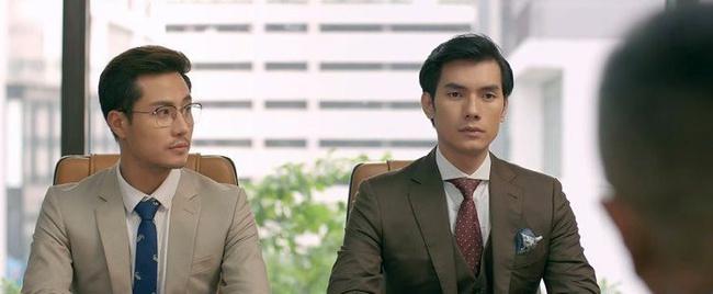 Tình yêu và tham vọng: Minh bị đuổi khỏi ghế tổng giám đốc, bà Khuê quỳ xuống xin con trai cưới Tuệ Lâm một lần nữa - Ảnh 7.