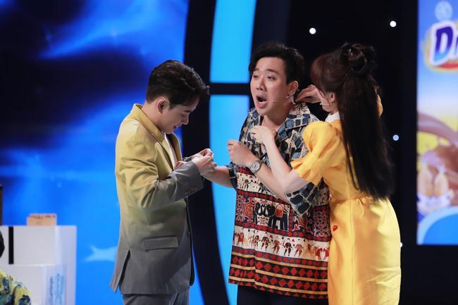 Hari Won tự nhận đã già khi lớn hơn chồng 2 tuổi, Trấn Thành hứa phụng dưỡng vợ - Ảnh 4.