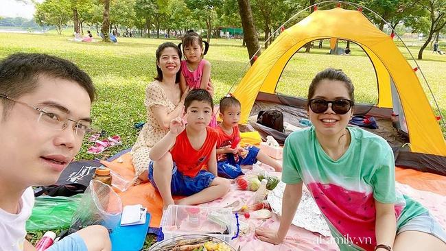 Ngay ở trung tâm Hà Nội có 1 công viên rộng mênh mông, đầy cây xanh - điểm dã ngoại tuyệt vời cho trẻ nhỏ - Ảnh 3.