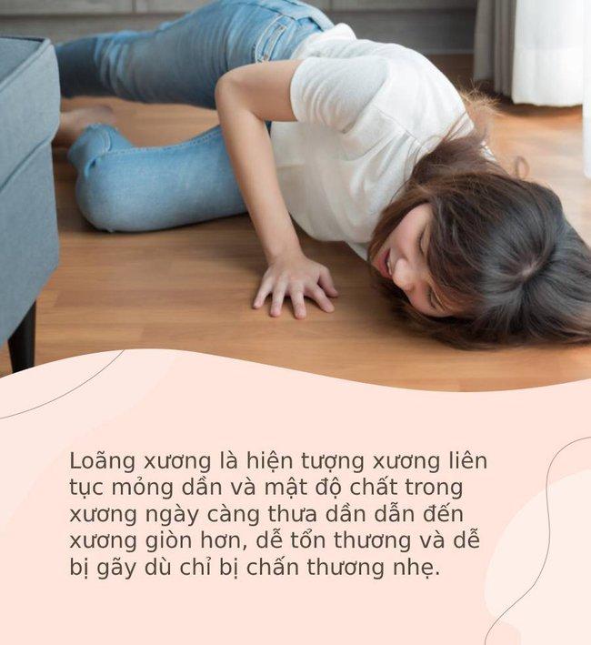 Phụ nữ dễ bị loãng xương khi bước vào thời kỳ mãn kinh, nhưng chỉ cần làm tốt 4 điều này khi còn trẻ, về già sẽ không lo đau xương khớp - Ảnh 1.