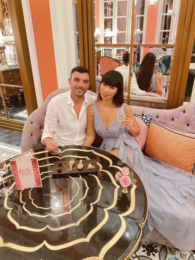 Siêu mẫu Hà Anh tiết lộ bí quyết hạnh phúc sau 4 năm kết hôn - Ảnh 9.