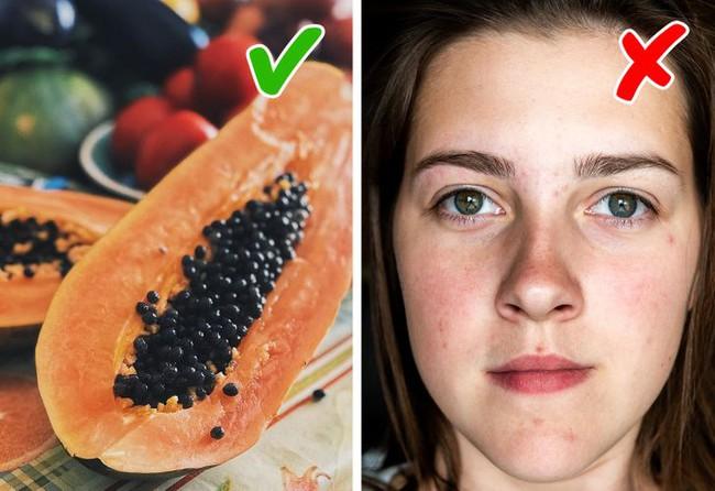 """Ai đã từng bị mụn sẽ biết sẹo do mụn để lai xấu xí thế nào, thêm ngay 7 loại thực phẩm này vào bữa ăn để """"đánh bay"""" sẹo mụn đáng ghét - Ảnh 6."""