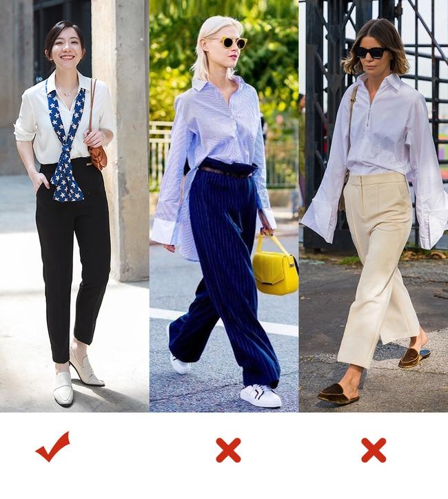 Nhà thiết kế chia sẻ 8 kinh nghiệm chọn đồ, giúp các chị em mặc đơn giản mà không bị nhạt hay quê kiểng