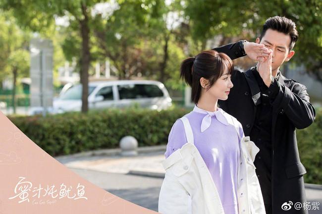 """Chưa làm đám cưới trong """"Cá mực hầm mật"""", Dương Tử - Lý Hiện rủ nhau sang phim ngôn tình khác tổ chức hôn lễ  - Ảnh 6."""