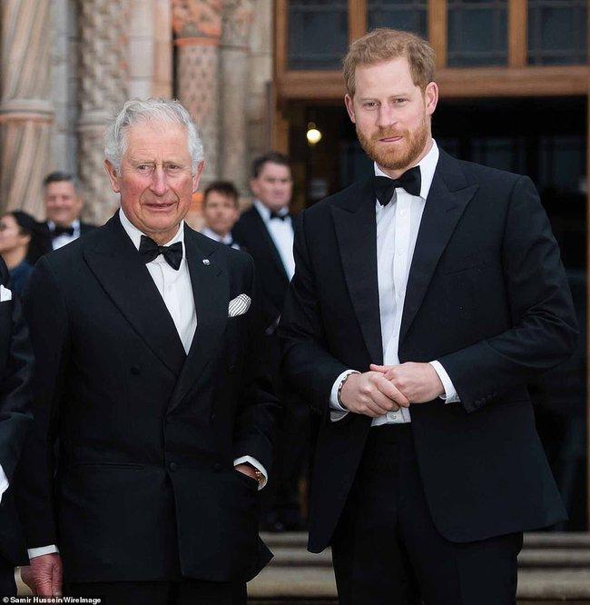 Thái tử Charles tiếp tục giúp con trai út về mặt tài chính.