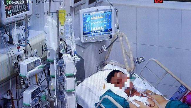 Bệnh nhân 812 đáng được điều trị (Ảnh BV cung cấp)
