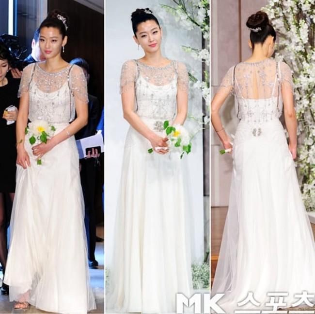 """Netizen bình chọn """"cô dâu đẹp nhất xứ Hàn"""": Jun Ji Hyun, Kim Tae Hee đều có mặt nhưng chua chát nhất là Song Hye Kyo ở vị trí đầu tiên  - Ảnh 8."""