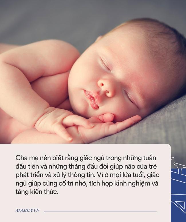 Khoa học lý giải vì sao trẻ sơ sinh nào khi ngủ cũng hay giật mình quơ chân múa tay - Ảnh 3.