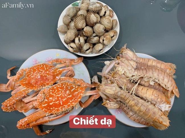 """Cơm cữ sang chảnh của mẹ 8x Quảng Ninh: Bữa nào cũng 3-4 món, ở cữ """"sướng như tiên"""" nhờ quan điểm """"kiêng làm không kiêng ăn"""" - Ảnh 3."""