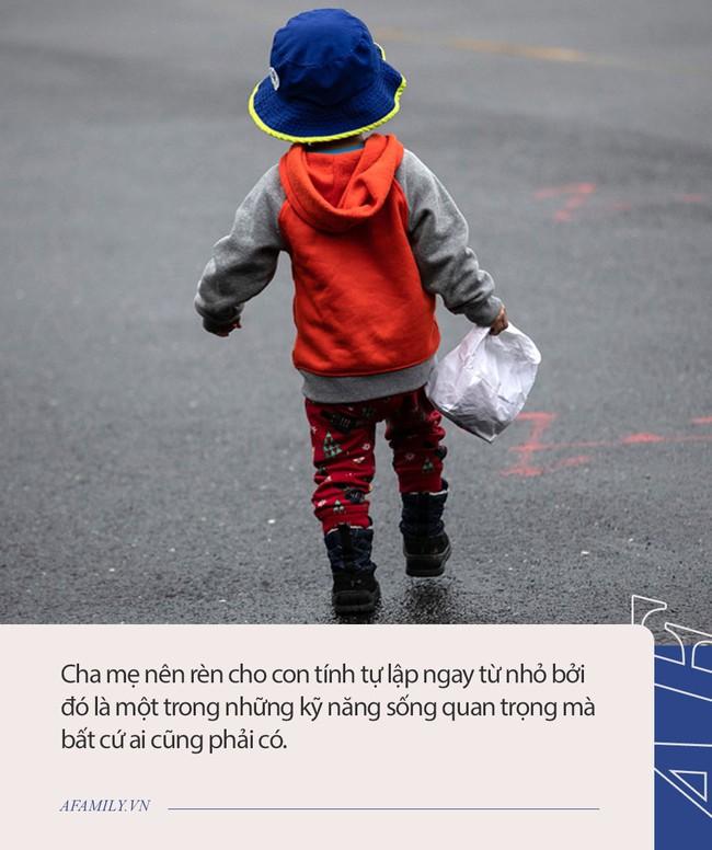 Dù kinh tế khá giả nhưng cha mẹ cậu bé 10 tuổi lại có cách dạy con khác người, không phải ai cũng dám thử - Ảnh 3.