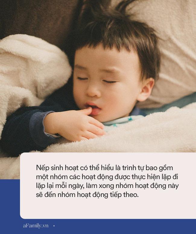 Thiết lập nếp sinh hoạt lành mạnh cho con, cả gia đình sẽ nhận lại những lợi ích to lớn, nhưng nhiều phụ huynh lại hay nhầm lẫn điều này - Ảnh 3.