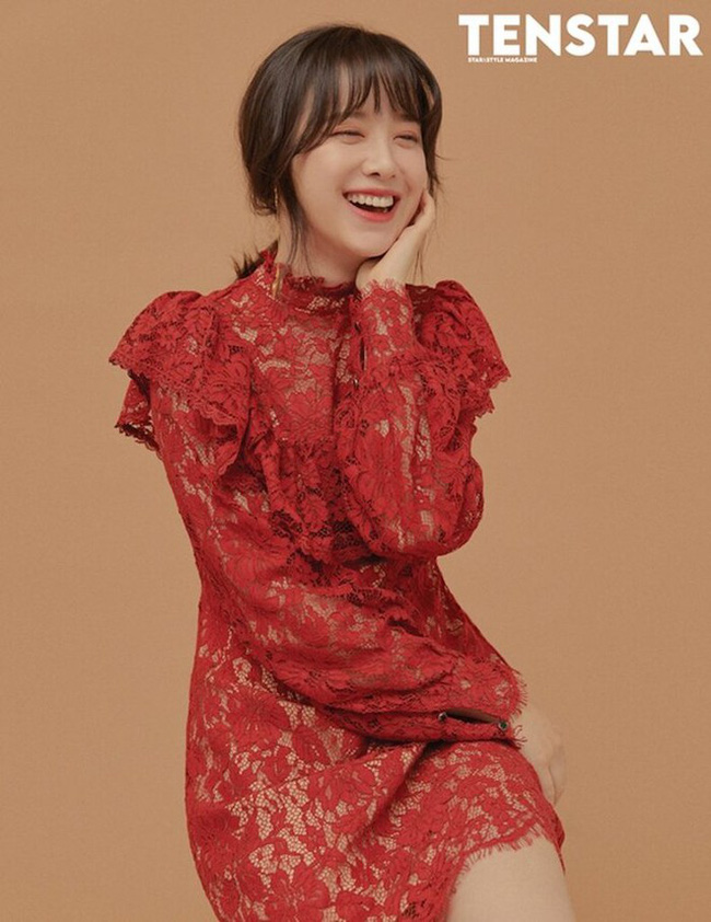 Goo Hye Sun tiết lộ bí quyết giảm 14kg hậu ly hôn chồng trẻ,  - Ảnh 1.