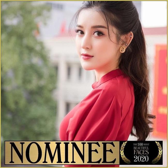 Cô gái Việt lọt đề cử Top 100 gương mặt đẹp nhất thế giới khiến cộng đồng mạng - Ảnh 6.