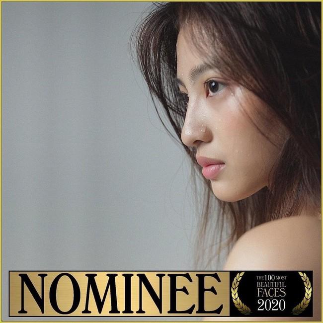Cô gái Việt lọt đề cử Top 100 gương mặt đẹp nhất thế giới khiến cộng đồng mạng - Ảnh 1.