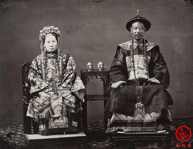 Loạt ảnh cũ cuối thời nhà Thanh có giá trị lịch sử cực lớn: Hình ảnh Tử Cấm Thành và cuộc sống người dân được khắc họa rõ nét - Ảnh 1.