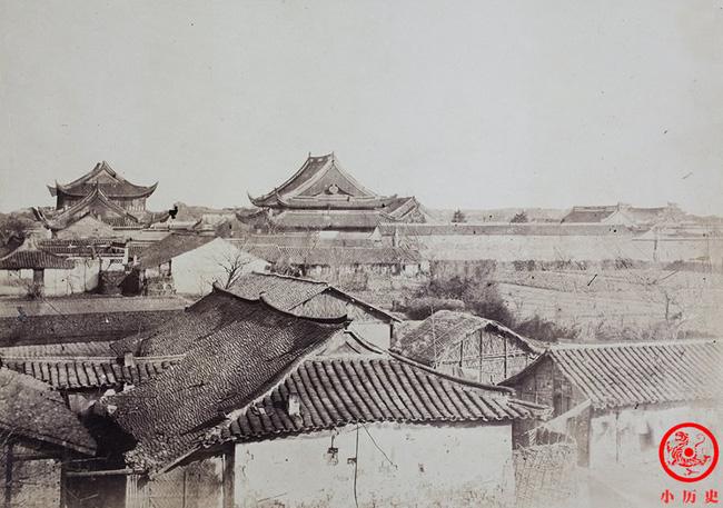 Loạt ảnh cũ cuối thời nhà Thanh có giá trị lịch sử cực lớn: Hình ảnh Tử Cấm Thành và cuộc sống người dân được khắc họa rõ nét - Ảnh 10.