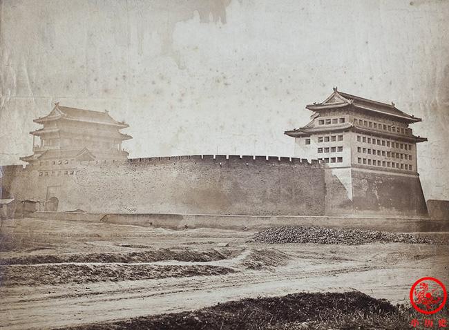 Loạt ảnh cũ cuối thời nhà Thanh có giá trị lịch sử cực lớn: Hình ảnh Tử Cấm Thành và cuộc sống người dân được khắc họa rõ nét - Ảnh 4.
