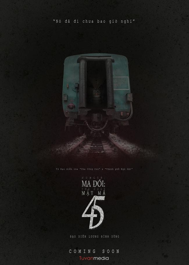 Poster phim Mật Mã 45: Ma Đói (Hunger: The Code 45)