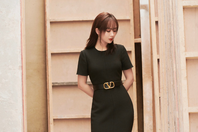Dương Tử xuất hiện trong sự kiện của Tencent vào phút chót, lên tiếng về mối quan hệ với Ngô Diệc Phàm - Ảnh 1.