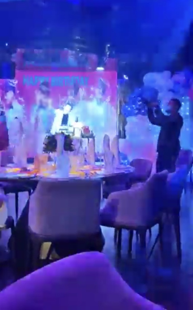 Mạnh tay chi hơn 750 triệu tổ chức sinh nhật trong thời điểm dịch bệnh covid-19 căng thẳng ở Sài Gòn, anh chàng nhận cái kết đắng từ các khách mời - Ảnh 3.