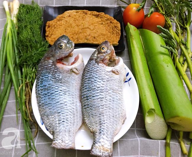 Người Hải Dương có món bún cá nổi tiếng là rất ngon, hóa ra cách làm cũng chẳng khó! - Ảnh 1.