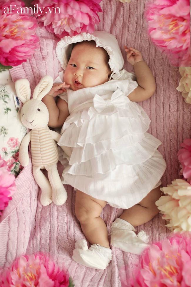 Học mẹ Hà Nội bí kíp luyện ngủ cho con ngay khi vừa lọt lòng, tròn tháng là bé ngủ xuyên đêm, mẹ tha hồ thảnh thơi - Ảnh 2.