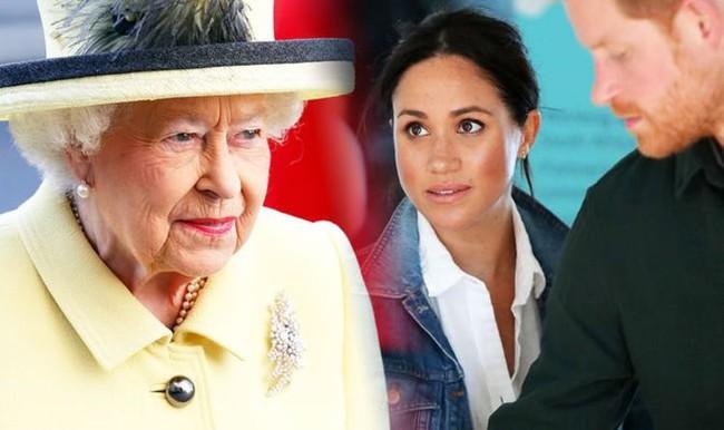 Trước thái độ quá quắt của vợ chồng Meghan Markle, Nữ hoàng Anh đã có hành động bất ngờ dẹp yên mọi chuyện, khiến mọi người nể phục - Ảnh 3.